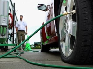 Зачем качать колеса азотом? Мифы и реальность