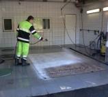 Стирка ковров на автомойке как вариант быстрого, качественного и недорогого обслуживания